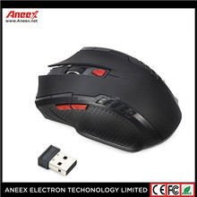 PC Accessories 2.4G Wireless Mouse with Nano Receiver