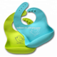 Amazon Best Selling Easily Clean BPA Free Waterproof Silicone Adult Baby Bib With Custom