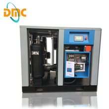 22KW 30hp oil less industrial electricity screw air compressor