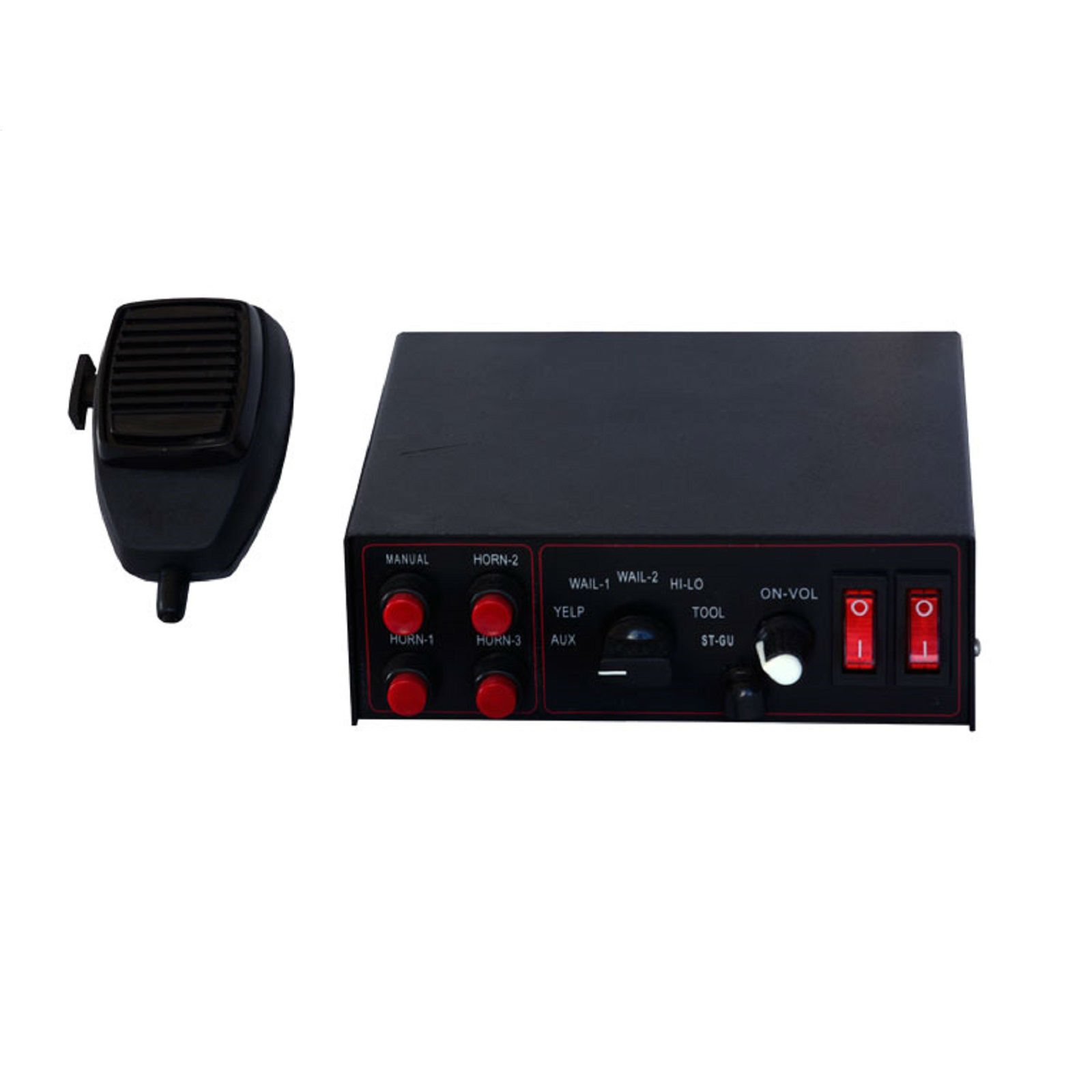 100w 150w 200w alarm siren factory high quality for firefighting truck and ambulance and car
