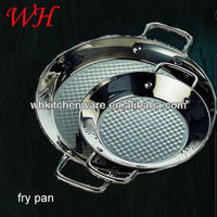 Different Size induction frypan/Stainless Steel Cookware