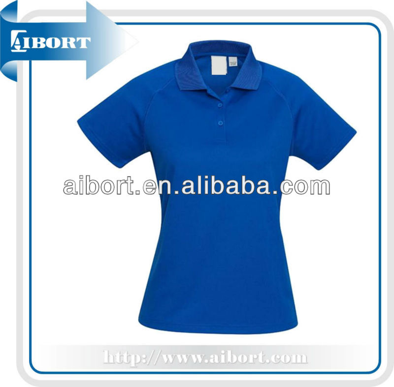 2016 New Clothing Customed Polo Shirts for Young girls,embroider polo shirt