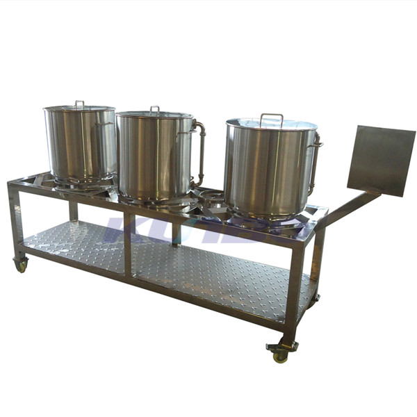 Kunbo Beer Home Brew Mash Tun For Brewery 50 500l Buy
