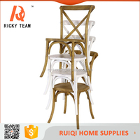 solid wood furniture Cross chair,dining room furniture sets,solid wood dining room furniture