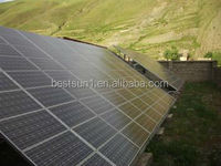 15000w 15KW solar home system for home it can supply all parts take TV,light , computer , fridge, Air-conditioning