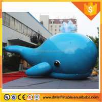 Customized Inflatable Giant Whales Mascot