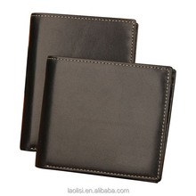 Genuine leather or PU money clip phone wallet case