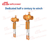 0.1 Ton~10 Ton High Quality Good Price Electric Mechanical Hoist