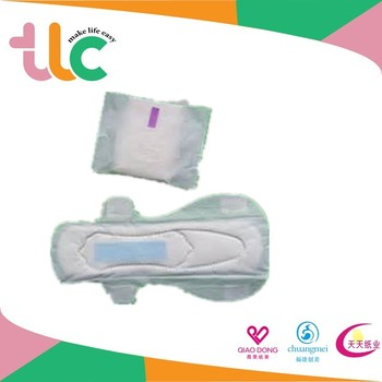 Direct Manufacturer High Quality of Sanitary Pad for Day Use