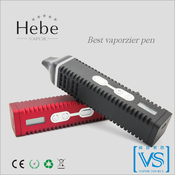 Fahrenheit&Celsius available Titan 2 Hebe dry herb vaporizer top rated tobacco vaporizer