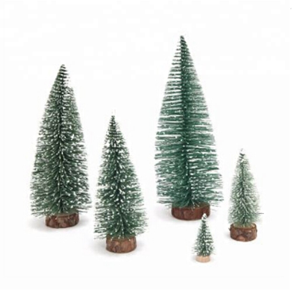 felt ornament topper outdoor ornaments - Mini Christmas Tree Ornaments