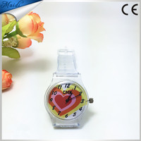 New Fashion Design Unisex Sports Silicone Watch Jelly Silicone Watch 8 colors Quartz Watch Relojes Mujer LMW-6