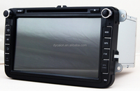 vw passat b7 car radio/for vw passat b5 steering wheel/8 inch vw android