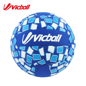 Promotional Machine Stitched Neoprene Beach Volleyball