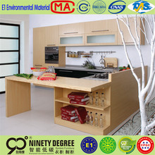 high end knock down kitchen cabinets pvc modern kitchen cabinets