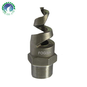 """3/8"""" to 2"""" male brass HHSJ spiral nozzle, solid cone-shaped spray pattern Nozzle"""