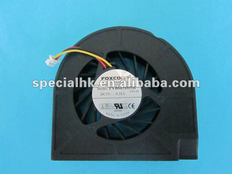 New CPU Cooling Fan For HP Compaq CQ50 CQ60 G50 G60 AMD PVB065D05H