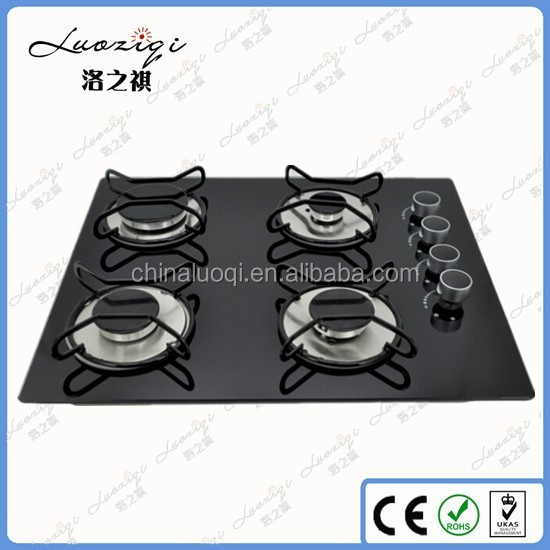 60cm Gas Cookertop 4 Burners Kitchen Gas Hobs for Cooking