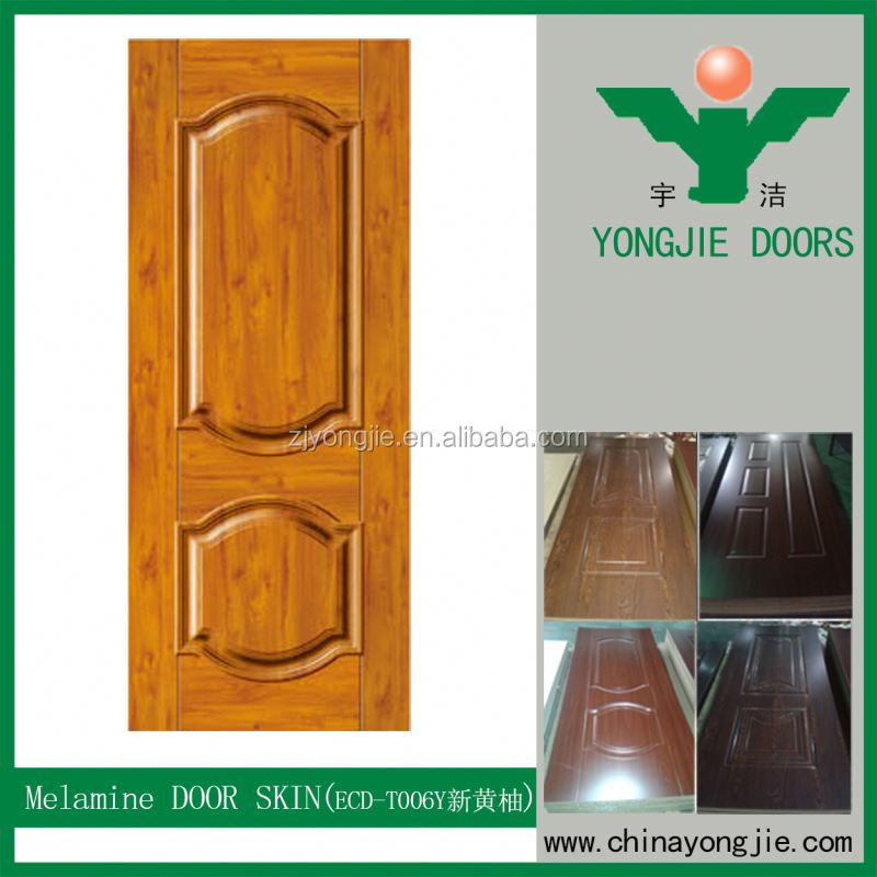 Door machine press line manufacture Best Selling Melamine Door Skin