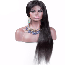 30 inch african american natural remy hair wigs 100% human hair full lace wigs wholesale