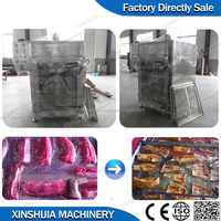 Commercial automatic smoke machine for beef(mob:0086-15503713506)