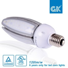 5700K HPS CFL replacement E39 E26 led corn cob light bulbs LED corn lamp LED street lighting
