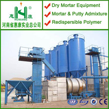 dry mixed powder mortar production plant, china material technology dry mix mortar produce line