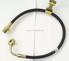 China supplier PVF coated bundy tube for vehicle braking system oil line LD