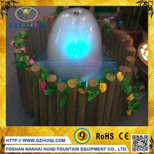 Indoor & Outdoor Decorative Garden Fountain Small Atomizer Water Fountains Ornamental Fountain Pool