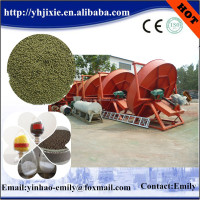 Poultry manure organic fertilizer compost machine /compost turner/compost processing machineYH-16/YH-18/YH-20 and so on