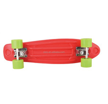 RED Fish board super bearings wholesale Cheap 4 Wheel Electric Skateboard Price