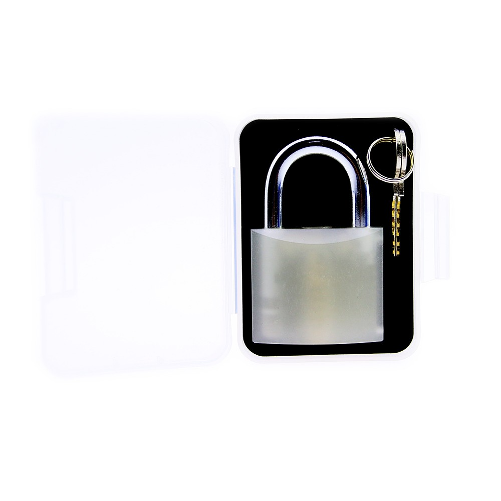 Bullkeys Luminous padlock for industrial safety locks