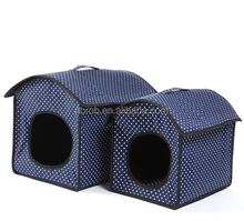 High Quality Removable &Washable Fabric Pet Dog House