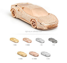 Shiny Plating Car model