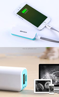 professional factory supply low price portable mobile 3000mah power bank charger