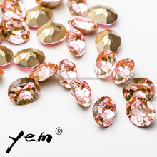 Free Sample AB Color All Size Rhinestone Studs for Clothing