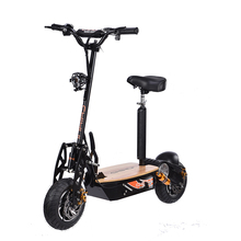 High quality modern foldable high speed 2000w electric scooter with CE