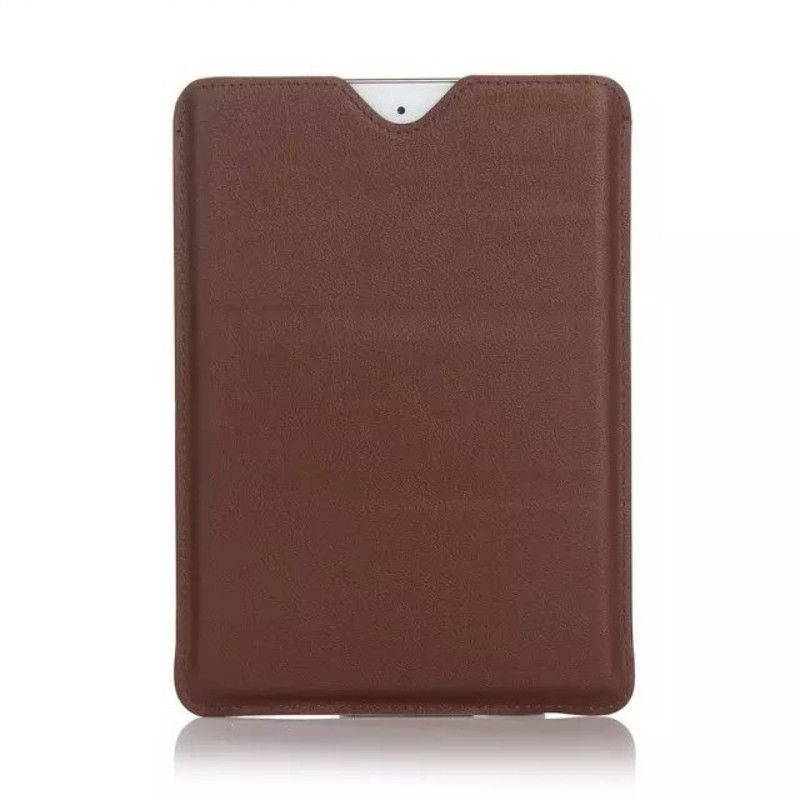 For iPad Air PU leather bag universal folding stand phone case for samsung tablet PC 2 size optional