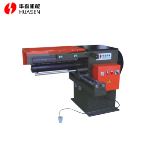 Leather strap cutting machine/Abrasive belt slitting machine