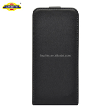 Black PU Leather Flip Cover Ultra Slim Phone shell for iphone 4/4s defender case