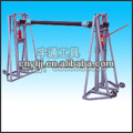 Factory production cable pay-off stand
