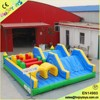 Sports game inflatable obstacle, inflatable bouncy obstacle, inflatable obstacle course for sale