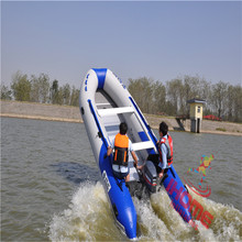 Brand new inflatable sail boat With Bottom Price