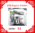 Vermont 270 Degree Revolving Basket Promotion