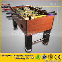 WD-ST001 wood family mini football football table soccer board game