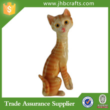 Wholesale Cute Cat OEM Animal Statue Suppliers