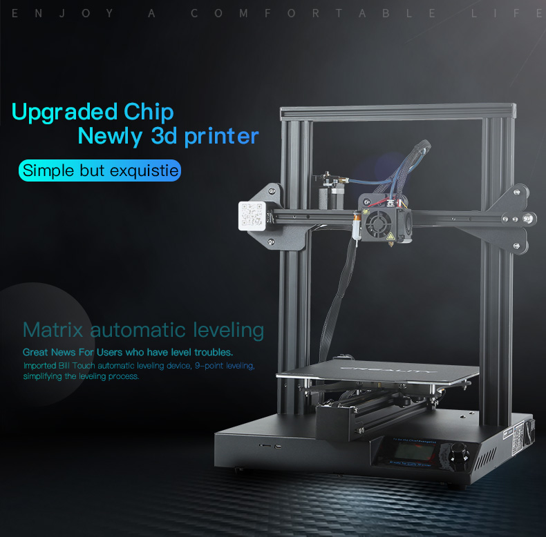 School Family 3D Printer Creality CR20 Pro
