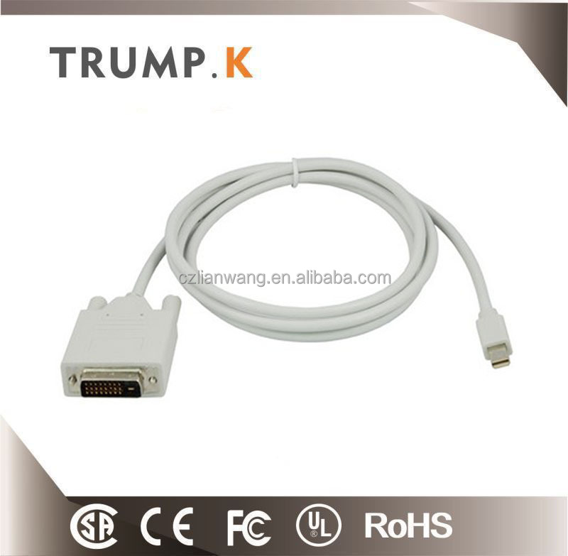 Alibaba China 20 pin mini displayport cable for laptop/mobile display port cable factory price from china