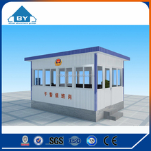 Single or multi-storey China Steel Structure cheap small Prefab modern mobile House (BY-Q1358)