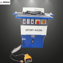 manual hydraulic sheet metal shearing machine